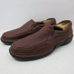 Propet Leather Comfort Casual Dress Loafers Shoes